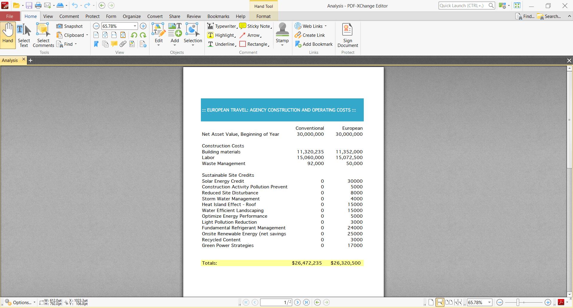 Editor PDF Portable Windows