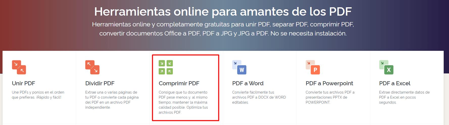 Como Comprimir Un Archivo Pdf 2020 Lo Mejor En Editor Pdf